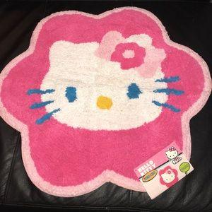 New Hello Kitty Plush Rug